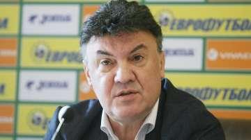 Отказаха да впишат повторно Борислав Михайлов като президент на БФС