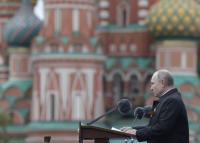 Путин в Деня на победата: Русия ще продължи да защитава националните си интереси