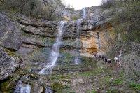 снимка 2 Водопадът Бовска Скакля - перлата на Искърското дефиле (Снимки)