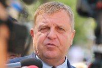 Каракачанов: Има разговори между няколко формации за явяването на изборите