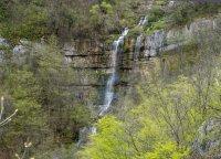 снимка 1 Водопадът Бовска Скакля - перлата на Искърското дефиле (Снимки)