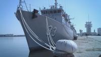 Бойните сили на флота: На борда на два от военните кораби