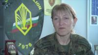 Различните лица на храбростта: Една жена в униформа - майор Наталия Иванова