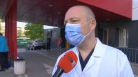 """Пет пункта за ваксинация работят и днес в """"Пирогов"""""""