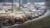 Близо половин милион превозни средства са напуснали София на 29 и 30 април