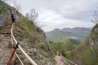 снимка 9 Водопадът Бовска Скакля - перлата на Искърското дефиле (Снимки)
