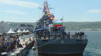 140-годишнина чества Висшето военноморско училище във Варна