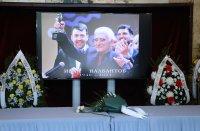 Последно сбогом: Простихме се с актьора Иван Налбантов