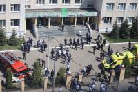 9 са жертвите на стрелбата в училище в Казан (ОБЗОР)