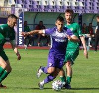 Етър се спаси засега след победа срещу Ботев (Враца)