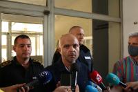 Главният секретар на МВР е освободен от длъжност
