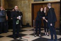 снимка 5 Последно сбогом: Простихме се с актьора Иван Налбантов