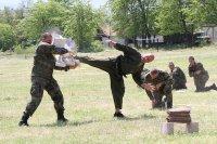 снимка 3 Силите за специални операции демонстрират умения по суша и вода (Снимки)