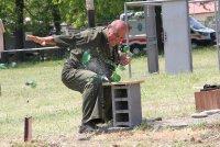 снимка 4 Силите за специални операции демонстрират умения по суша и вода (Снимки)