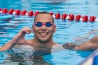 Антъни Иванов се завърна в националния за европейското по плуване