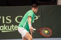 Александър Лазаров е 1/4-финалист в Израел след победа над квалификант