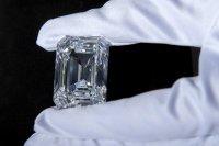 Продадоха за 14,1 млн. долара най-големия диамант в историята