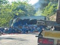 Мъж загина при тежка катастрофа на пътя Банско - Симитли