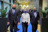 Започна срещата на върха на лидерите от ЕС