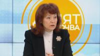 Росица Матева, ЦИК: Днес се очаква по-голяма яснота за цената за доставка на машините за изборите