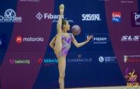 Гимнастичката Никол Тодорова добави още три златни медала