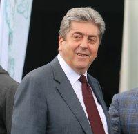 Първанов: Много е елементарно това, че съм щял да участвам в президентските избори