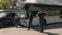 """Шофьорът на автобуса от """"Орландовци"""" не може да обясни защо е натиснал газта вместо спирачка"""