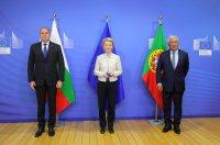 Радев в Брюксел: Европейската интеграция изисква резултати в отношенията на Балканите