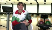Марина Стефанова – най-добрата ни състезателка по боулинг