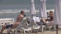 Първите туристи откриха плажния сезон на Крайморие