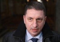 Според бившия вътрешен министър освобождаването на Ивайло Иванов от длъжност е незаконно