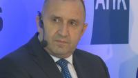 Радев: Няма предложение от правителството за освобождаване на шефовете на ДАНС и ДАР