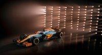 Макларън със специално оцветяване за Гран При на Монако