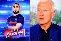Дешан върна Бензема, нападателят влезе в списъка за Евро 2020