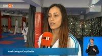 Европейската медалистка Александра Стублева с по-висока цел