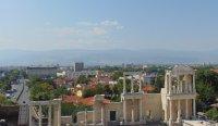 Събарят 75-метров комин в Пловдив