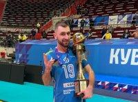 Цветан Соколов избран за най-ценен волейболист в Русия