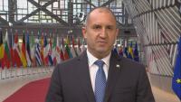 Радев в Брюксел: Цифровият сертификат за COVID-19 не трябва да създава нови бариери