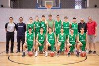 България постави рекорд и се класира за Световното по баскетбол за младежи