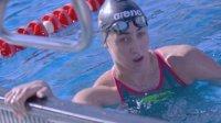 Диана Петкова ще плува в 1/2-финалите на 200 метра съчетано на Европейското
