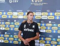 Елица Василева: Жребият е добър, имаме шансове да продължим в следващата фаза (ВИДЕО)