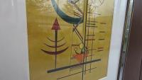 Изчезнала картина на Кандински се появи на търг в Мюнхен