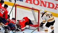 Бостън изравни серията срещу Вашингтон в НХЛ