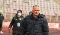 Тони Здравков: Не сме отбор от световна класа