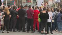 Протест срещу агресията в Петрич след като мъж почина при жесток побой