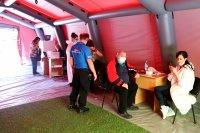 Три мобилни пункта за ваксинация работят всеки уикенд през юни в столичните паркове (СНИМКИ)