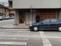 Въоръжен грабеж в Разлог, изходите на града са блокирани (СНИМКИ)