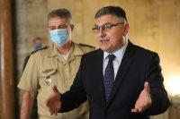 Министерство на отбраната се извини за нахлуването в цеха в Чешнегирово