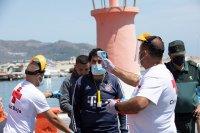 Спасиха 58 мигранти във водите на Атлантическия океан