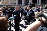 Радев и Пендаровски във Ватикана: Няма нужда от посредници в диалога (Обзор)